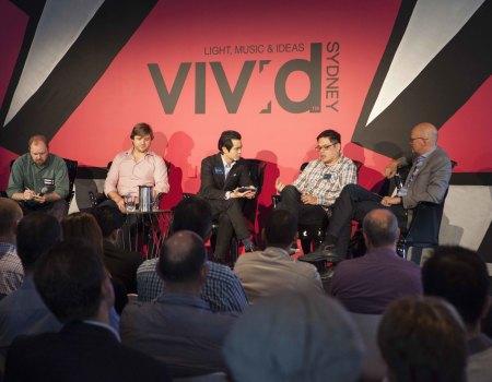 Sydney Seed Fund Vivid Ideas Masterclass